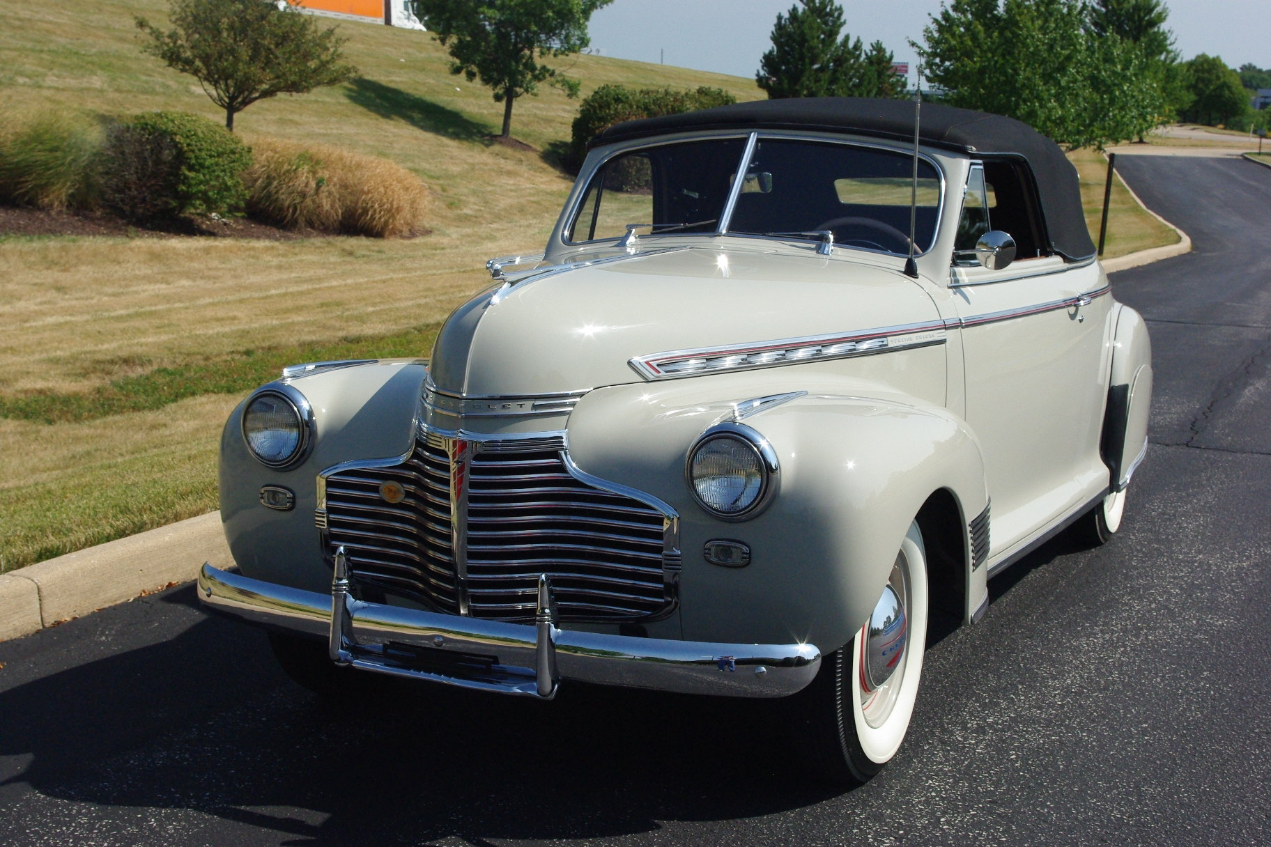 1941 Archives Branson Auction Classic And Collector Car Plymouth Special Deluxe Coupe Chevrolet