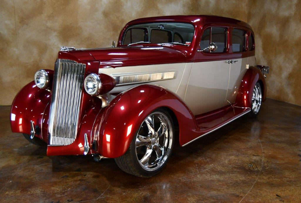 1937 Packard 115C Street Rod – Branson Auction Classic and Collector ...