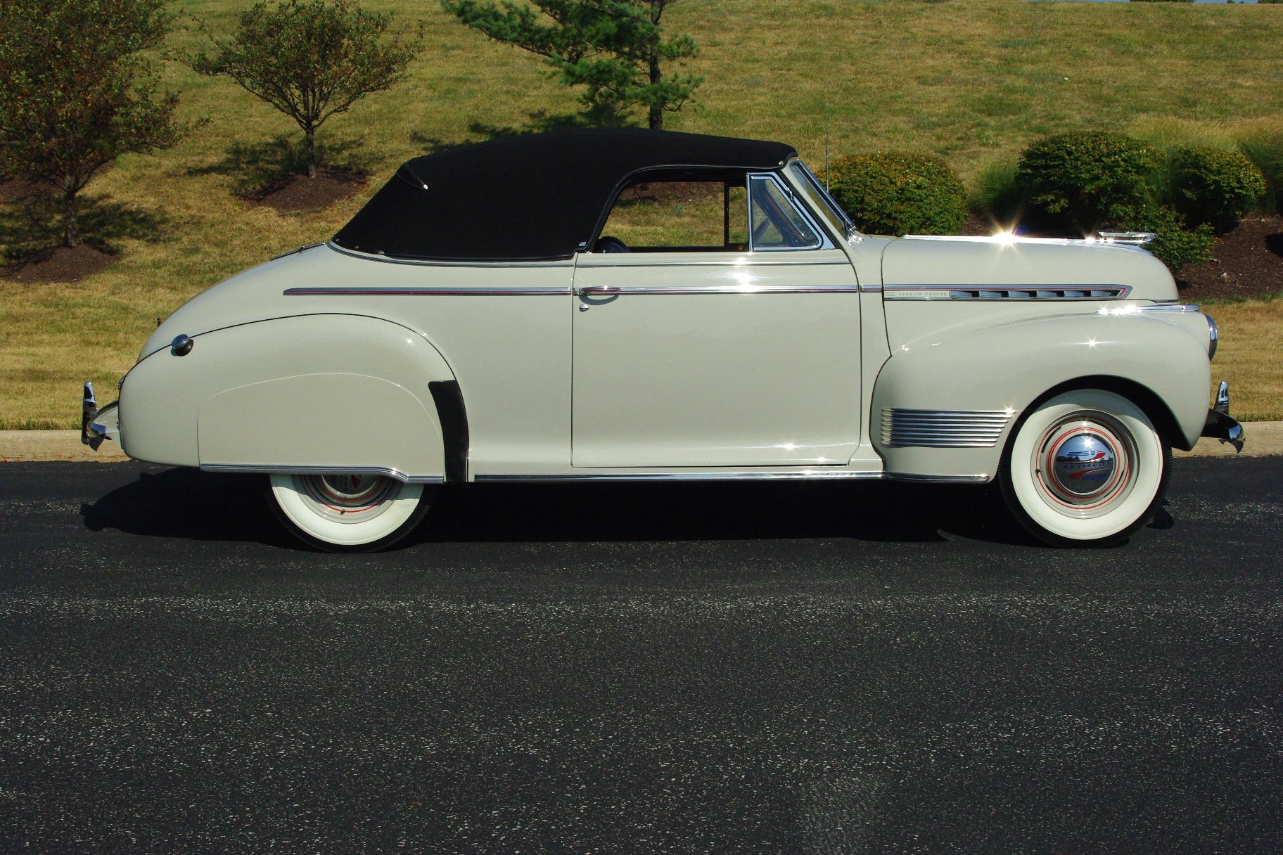 1941 Chevrolet Special Deluxe - Branson Auction Classic and