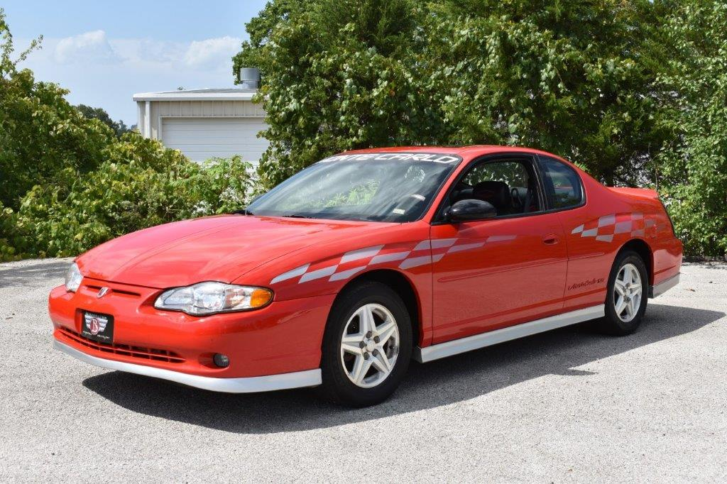 2000 Chevrolet Monte Carlo Ss Pace Car