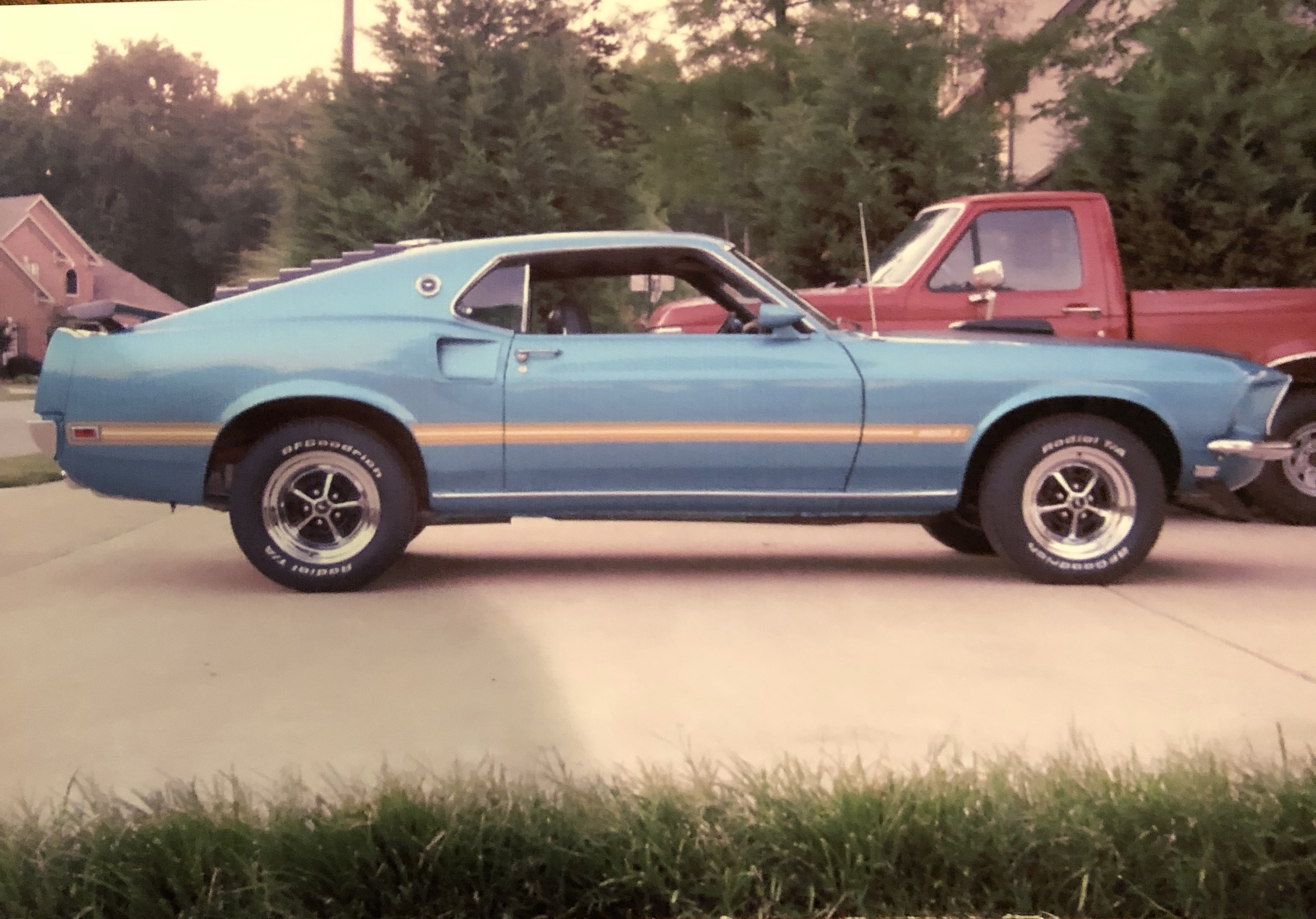 1969 Ford Mustang Mach 1 Branson Auction Classic And Collector Car