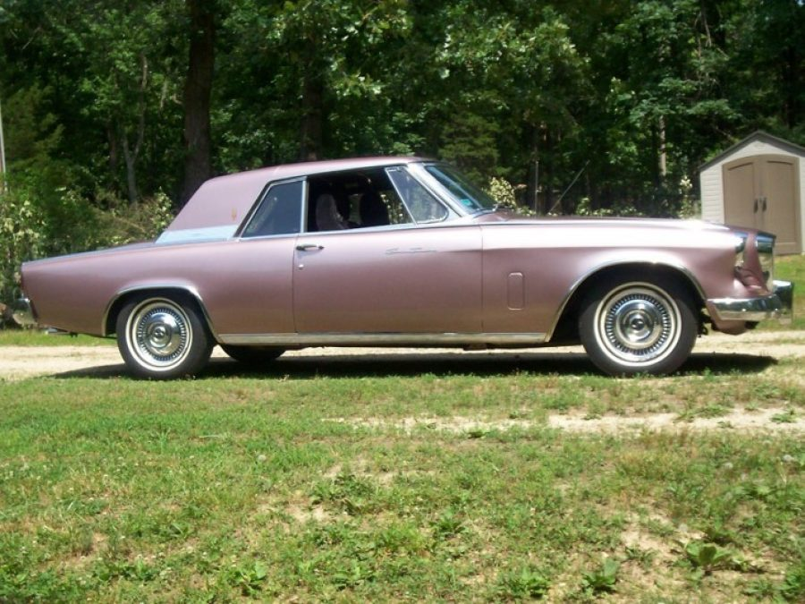 1962 Studebaker GT Hawk - Branson Auction Classic and Collector Car