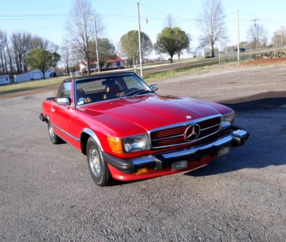 2019 Mercedes Benz Sl Camshaft: Branson Auction Classic And
