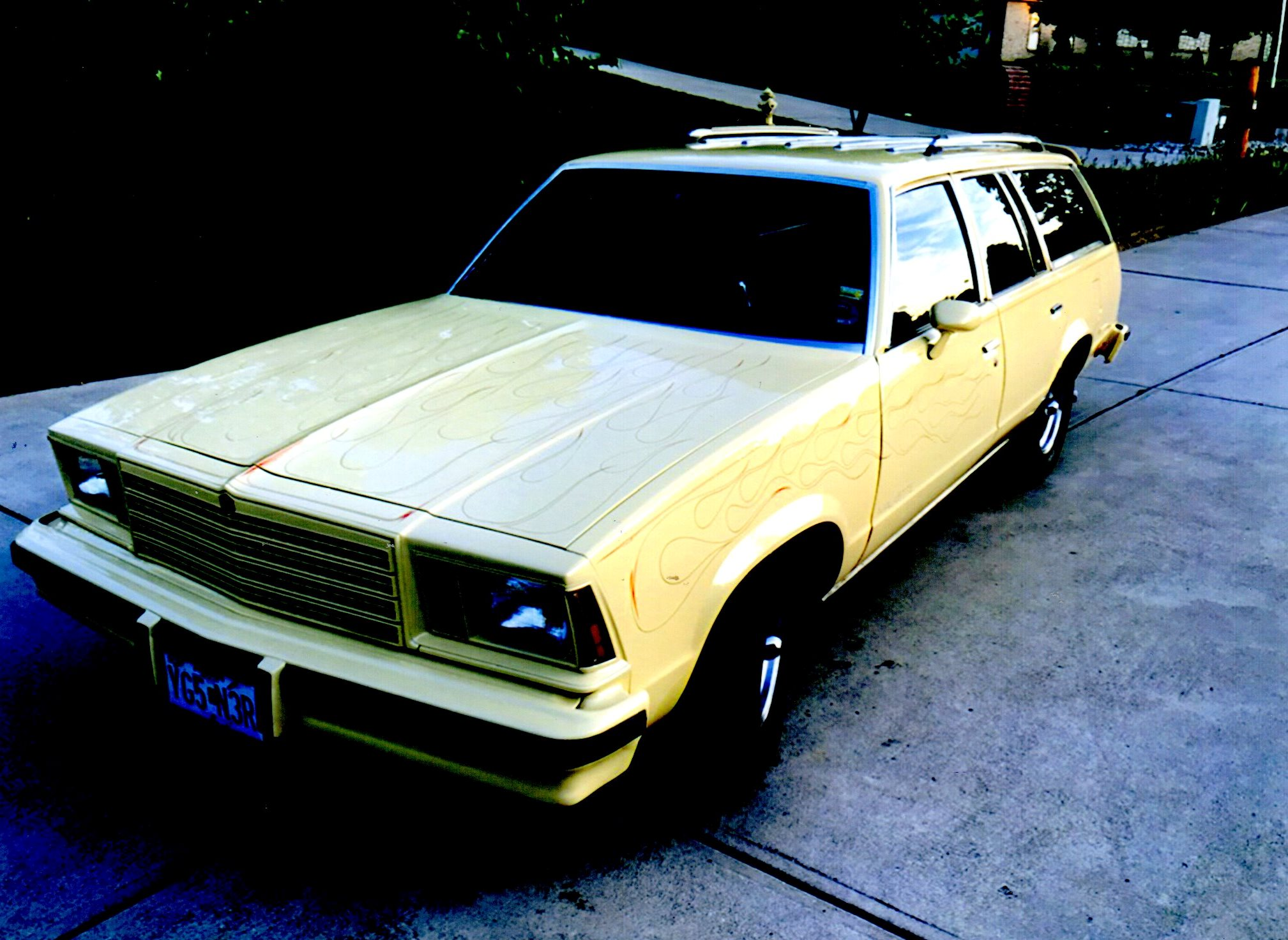 1979 Chevrolet Malibu Station Wagon