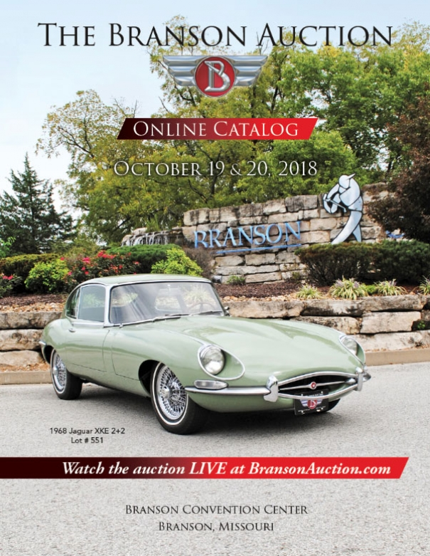 Branson Auction Branson Auction Classic And Collector Car Auction - Car show in branson mo 2018